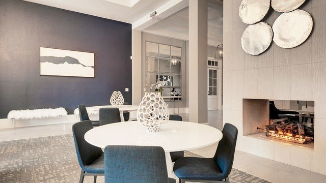 Westbridge Apartment Homes - Modern-Style Dining Area