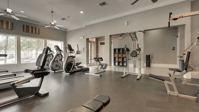 Westbridge Apartment Homes - State-Of-The-Art Fitness Center
